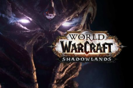 New Shadowlands Mounts