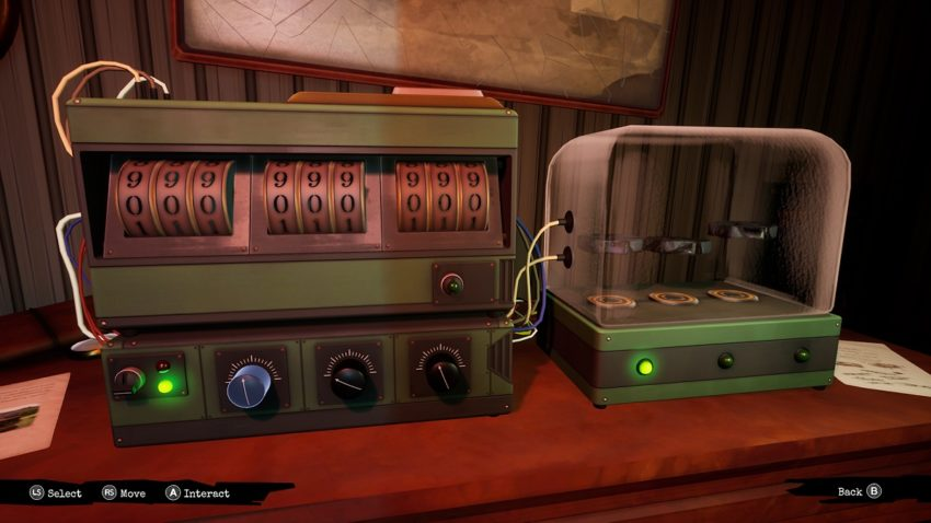 How to solve the black ooze frequency test puzzle in Call of the Sea