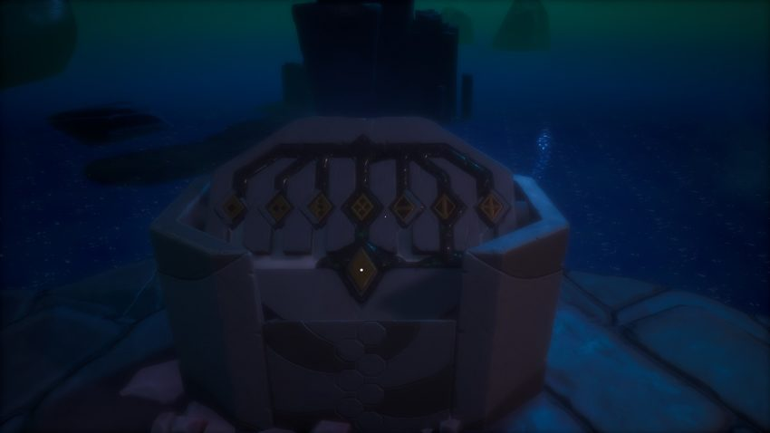 How to solve the tidal organ puzzle in Call of the Sea