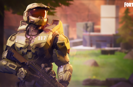 Master Chief goes live in the Fortnite shop