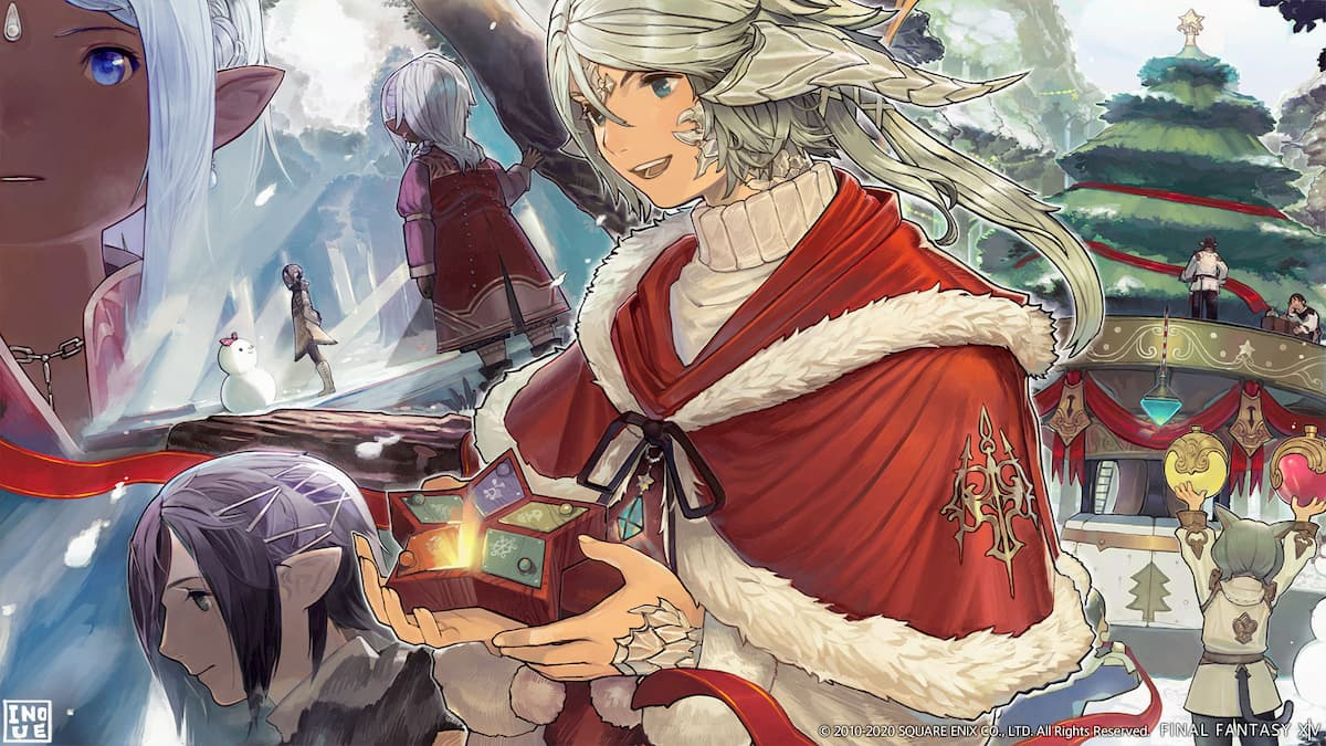 Ffxiv When Is Christmas 2021 How To Find The Starlight Celebration 2020 Event In Final Fantasy Xiv Gamepur