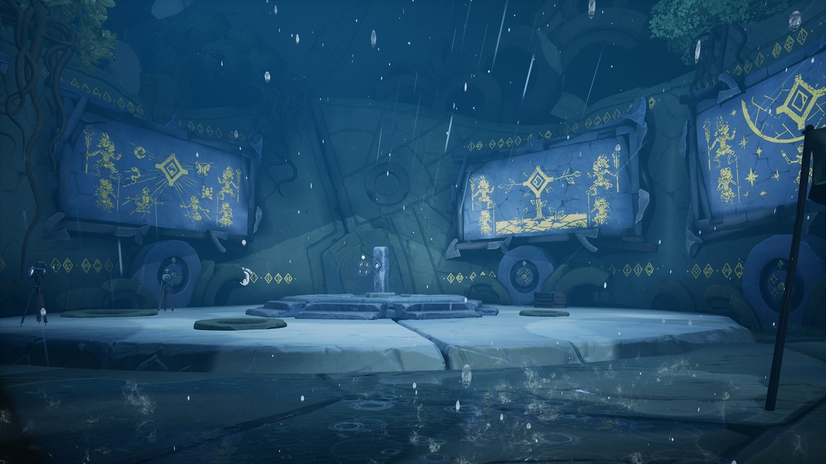 How to solve the drum puzzle in Call of the Sea