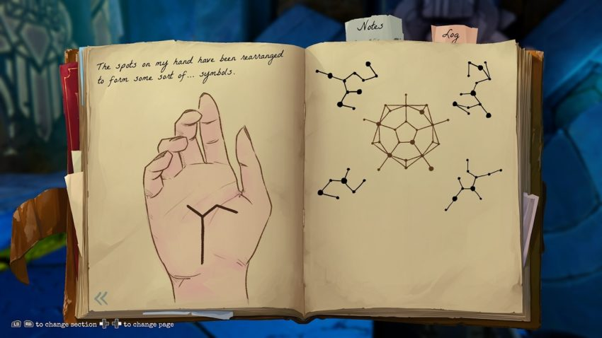 How to solve the constellation door puzzle in Call of the Sea