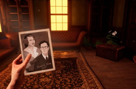 Should you leave or stay with Harry in Call of the Sea?