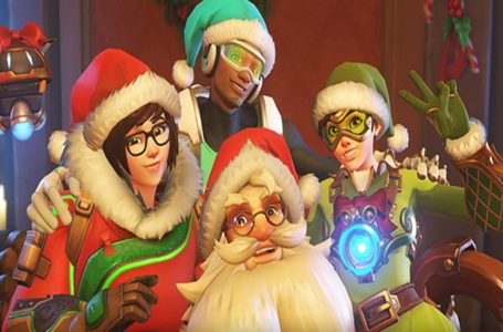 Every Overwatch Winter Wonderland skin (2020)