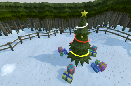How to find and use Christmas cracker paper in Runescape