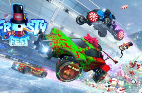 How to unlock every skin in Rocket League's Frosty Fest