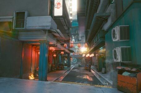 Wakako's Favorite gig – Cyberpunk 2077