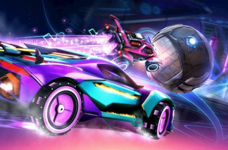 How to use Rocket League Steam Workshop maps in the Epic Games Store version