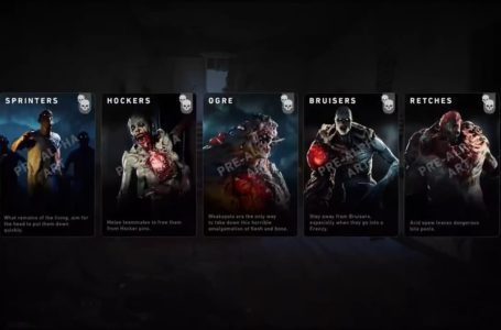 What special infected are in Back 4 Blood?
