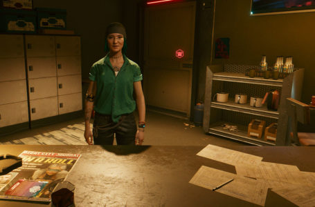 Serious Side Effects gig – Booker Updike and Beta Acid locations – Cyberpunk 2077