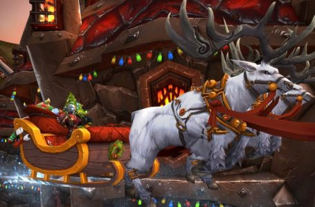 How to farm toys for the 2020 Feast of Winter Veil in World of Warcraft