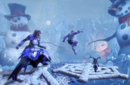 How to get Wintersday Gifts in Guild Wars 2