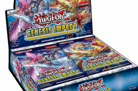 The best Cards from Yu-Gi-Oh! Genesis Impact Expansion