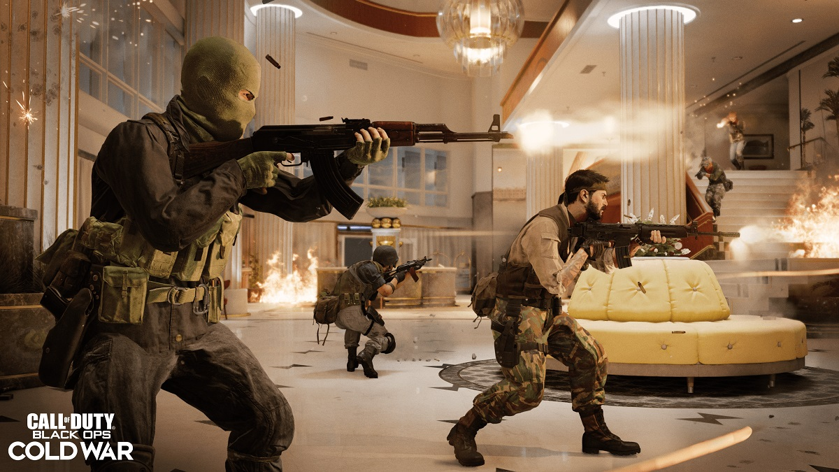 Call of Duty Warzone invisible player exploit is ruining the game for fans