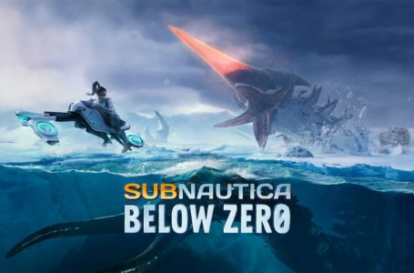How to make a Scanner in Subnautica: Below Zero