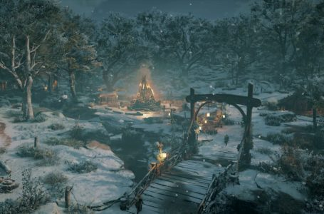 How to start Assassin's Creed Valhalla's Yule Festival