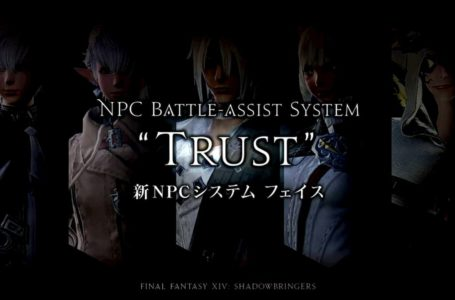 How to use the Trust System in Final Fantasy XIV