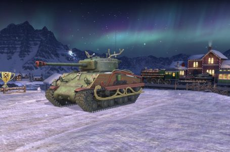 World of Tanks Blitz Yuletide Express brings festive cheer and rewards to the battlefield
