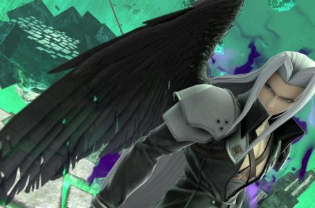 How does Sephiroth's Winged Form work in Super Smash Bros. Ultimate?