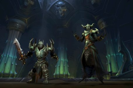 How to get extra anima cells from Lost Dredgers in Torghast for World of Warcraft: Shadowlands