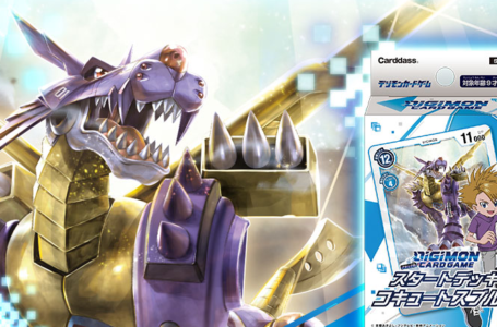 Best Blue decks for Digimon Card Game 2020