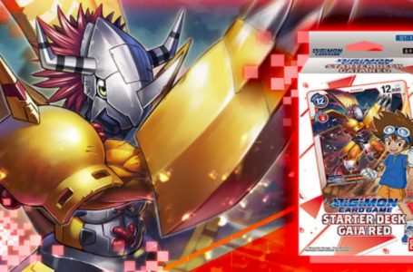 Best Red decks for the Digimon Card Game 2020