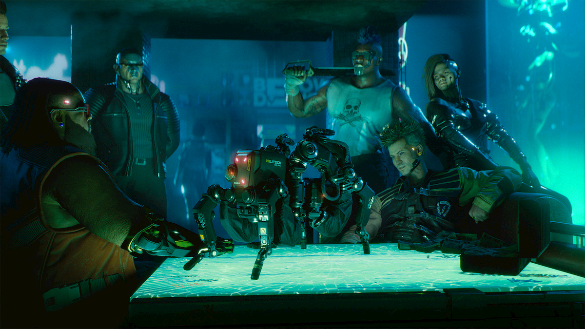 Sony Removes Cyberpunk 2077 From the PlayStation Store