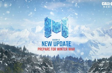 COD Mobile Season 13 Global update APK + OBB download link for Android
