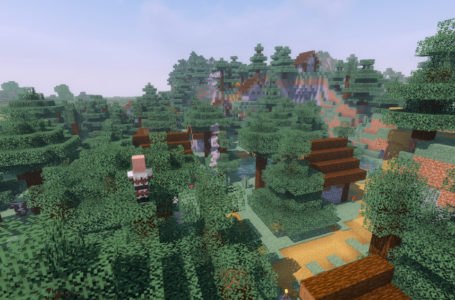 Best Minecraft taiga biome seeds
