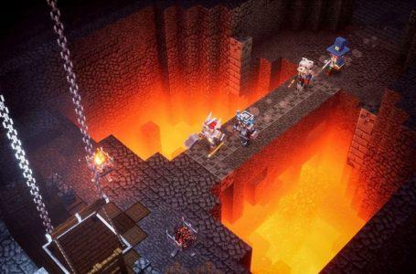 Best Minecraft Dungeons builds