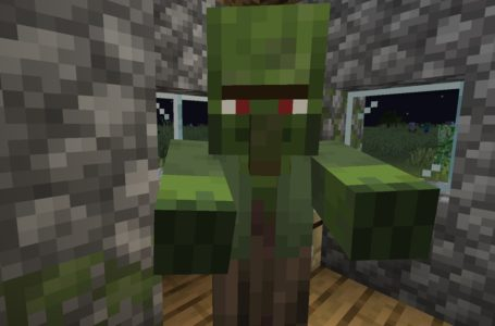 How to cure and create zombie villagers in Minecraft