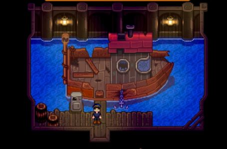 How to get to Ginger Island in Stardew Valley – Update 1.5