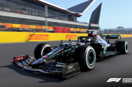 F1 2021 release date, new features supposedly leaked on Microsoft Store