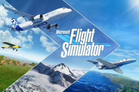 Microsoft Flight Simulator now supports Virtual Reality via a free update