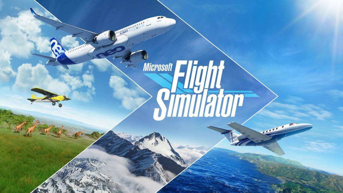 Microsoft Flight Simulator Adds Free VR Mode & Holiday Scavenger Hunt