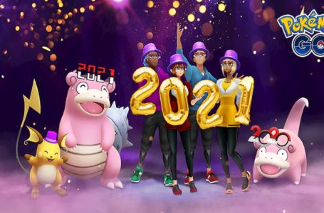 How to get a Slowbro with 2021 glasses in Pokémon Go – New Year 2021 event