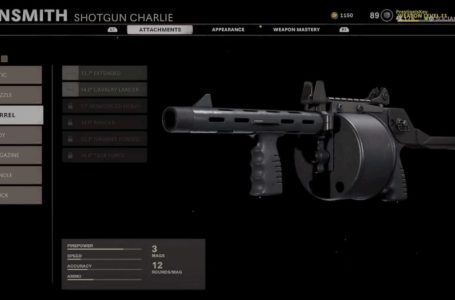 How to unlock the Streetsweeper shotgun in Call of Duty: Black Ops Cold War and Warzone