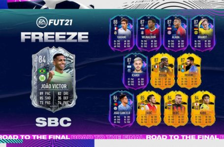 FIFA 21: How to complete Freeze Joao Victor SBC – Requirements and solutions