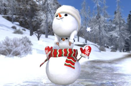 Where to get the Snowman mount in Final Fantasy XIV