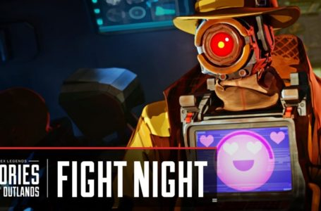 Apex Legends Fight Night event will bring a Pathfinder-centric Stories from the Outlands