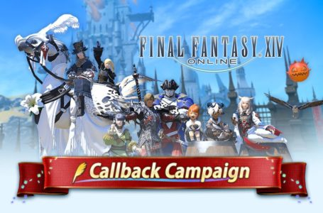 How to invite friends back with the Callback Campaign in Final Fantasy XIV