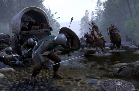 Kingdom Come: Deliverance is coming to Nintendo Switch