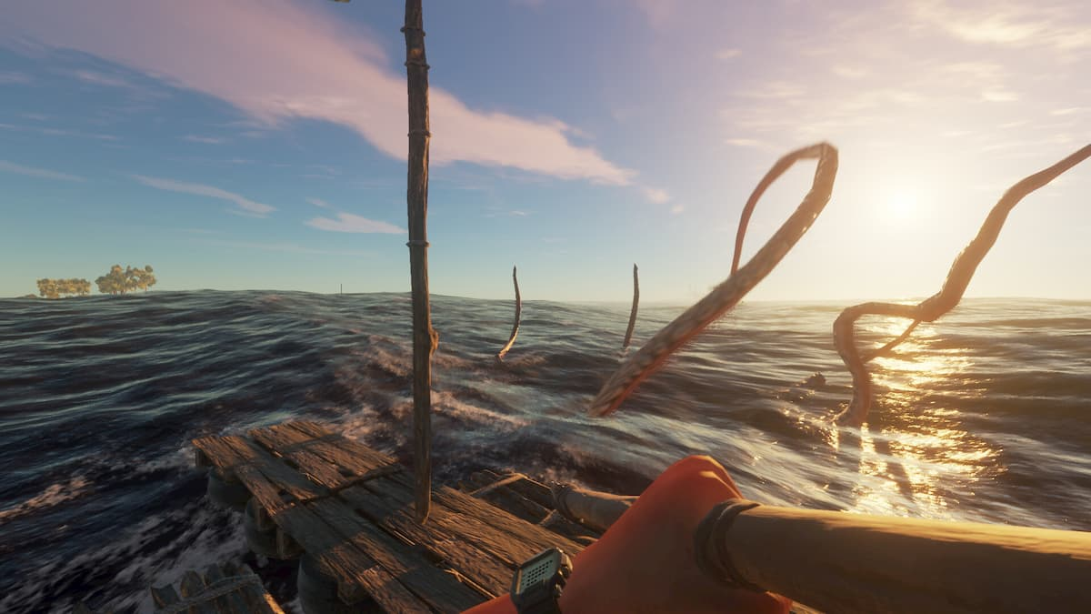 How to use the Toolbelt in Stranded Deep