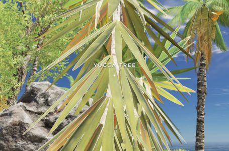 How to obtain and use Fibrous Leaves in Stranded Deep