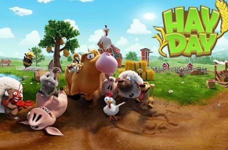 Best farm layouts in Hay Day