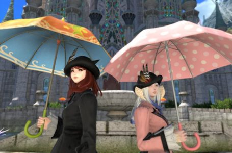 Where to get the Prim Dot Parasol fashion accessory in Final Fantasy XIV