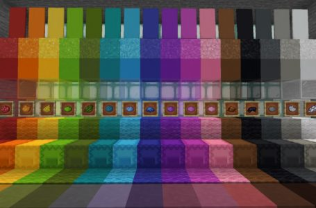 How to obtain every dye color in Minecraft survival mode