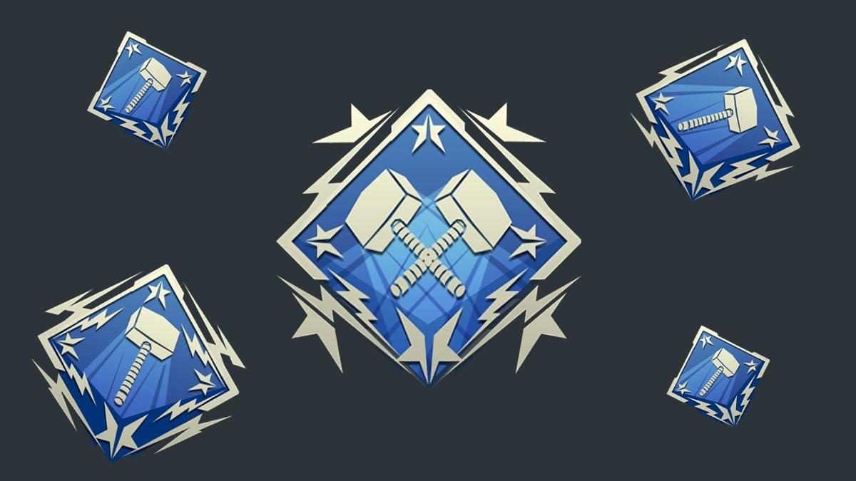 Damage per Game Badges Apex