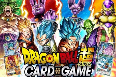 Dragon Ball Super Card Game Card Rarities Explained